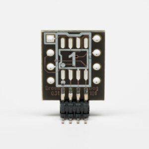 BrownDog 031101A Single to Dual Op Amp Adapter